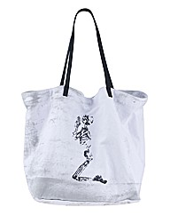Religion Large Canvas Tote Bag
