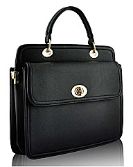 Petal Dolls Business Satchel