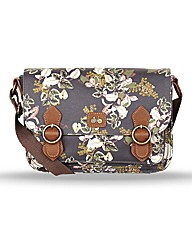 Nica Printed Beth Small Satchel