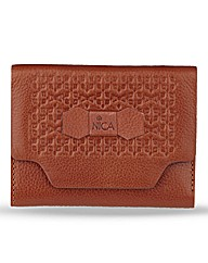 Nica Leather Fleur Small Purse
