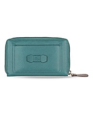 Nica Nikki Leather Zip Around Purse