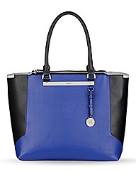 Fiorelli Paris Triple Compartment Tote