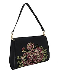 Malissa J Emboridery Evening Bag