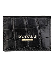 Modalu Logo Creadit Travel Card Holder