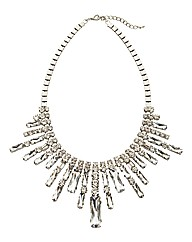 Joanna Hope Jewel Statement Necklace