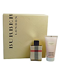 Burberry London Womens Gift Set