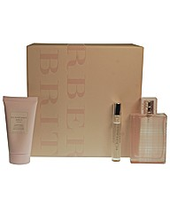 Burberry Brit Sheer Womens Gift Set