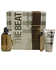Burberry The Beat Womens Gift Set
