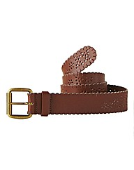 Cut Out Belt