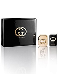 Gucci Guilty 50ml EDT Gift Set