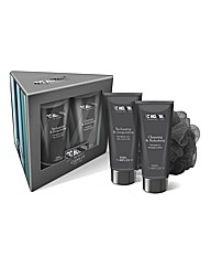 GC Homme Clean Up Shower Set