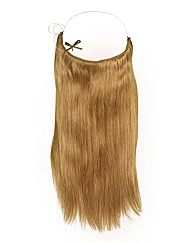 Halo 16in Hair Extensions Dark Blonde