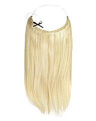 Halo 16in Hair Extensions Beach Blonde