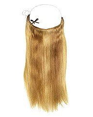 Halo 16in Hair Extensions Mixed Blonde