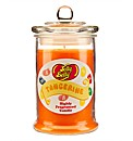 Jelly Belly Tangerine 60 Hour Candle Jar