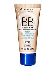 Rimmel BB Cream Super Make Up - Light