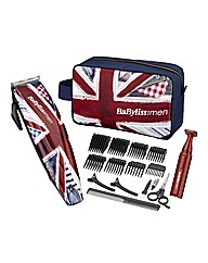BaByliss Groom Britannia Clippers