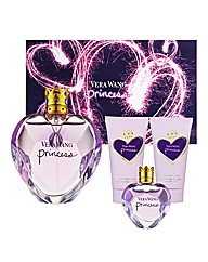 Vera Wang Princess 50ml EDT Gift Set