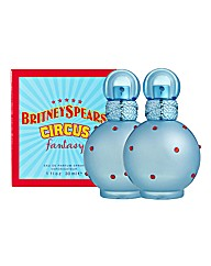 Britney Spears Circus Fantasy 30ml BOGOF