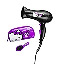 Hello Kitty Hair Dryer Gift Set