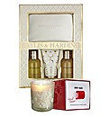 Sweet Manderin Gift Set & FREE Candle