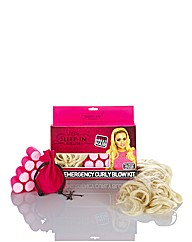 Sleep In Rollers Blonde Blow Dry Kit