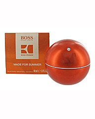 Boss Orange Made For Summer 40ml EDT