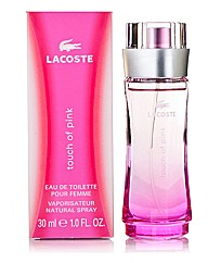 Lacoste Touch Of Pink 50ml EDT