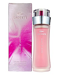 Lacoste Love Of Pink 30ml EDT