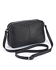 Leather Overbody Bag