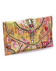 Print Clutch Bag