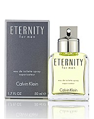 Calvin Klein Eternity For Men 100ml EDT