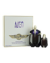 Thierry Mugler Alien 30ml EDP & 6ml EDP