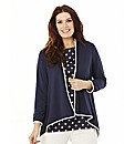 Nightingales Cardigan and Top