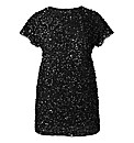 Nightingales Sequin Top