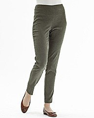 Nightingales Mock Suede Trouser