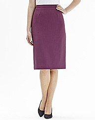 Nightingales Pencil Skirt Length 25 in