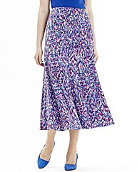 Nightingales Printed Skirt