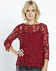 Lace Tunic & Camisole
