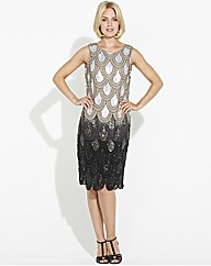 Nightingales Sequin Dress