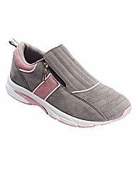 Simply Be Zip Trainers E Fit