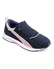 Sole Diva Zip Trainers E Fit