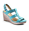 Simply Be T-Bar Wedge Sandals EEE Fit