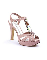 Simply Be Catwalk Collection Sandals EEE