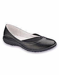 Lifestyle By Cushion Walk Pumps EEE Fit