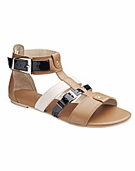 Jeffrey & Paula Gladiator Sandals E Fit