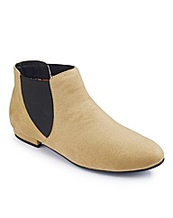 Simply Be Chelsea Boots EEE Fit
