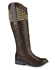 Legroom Hi Leg Boot Super Curvy EEE