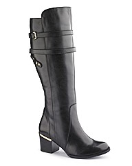 Legroom Riding Boot Curvy Width E Fit
