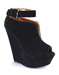 Wedge Ankle Shoes